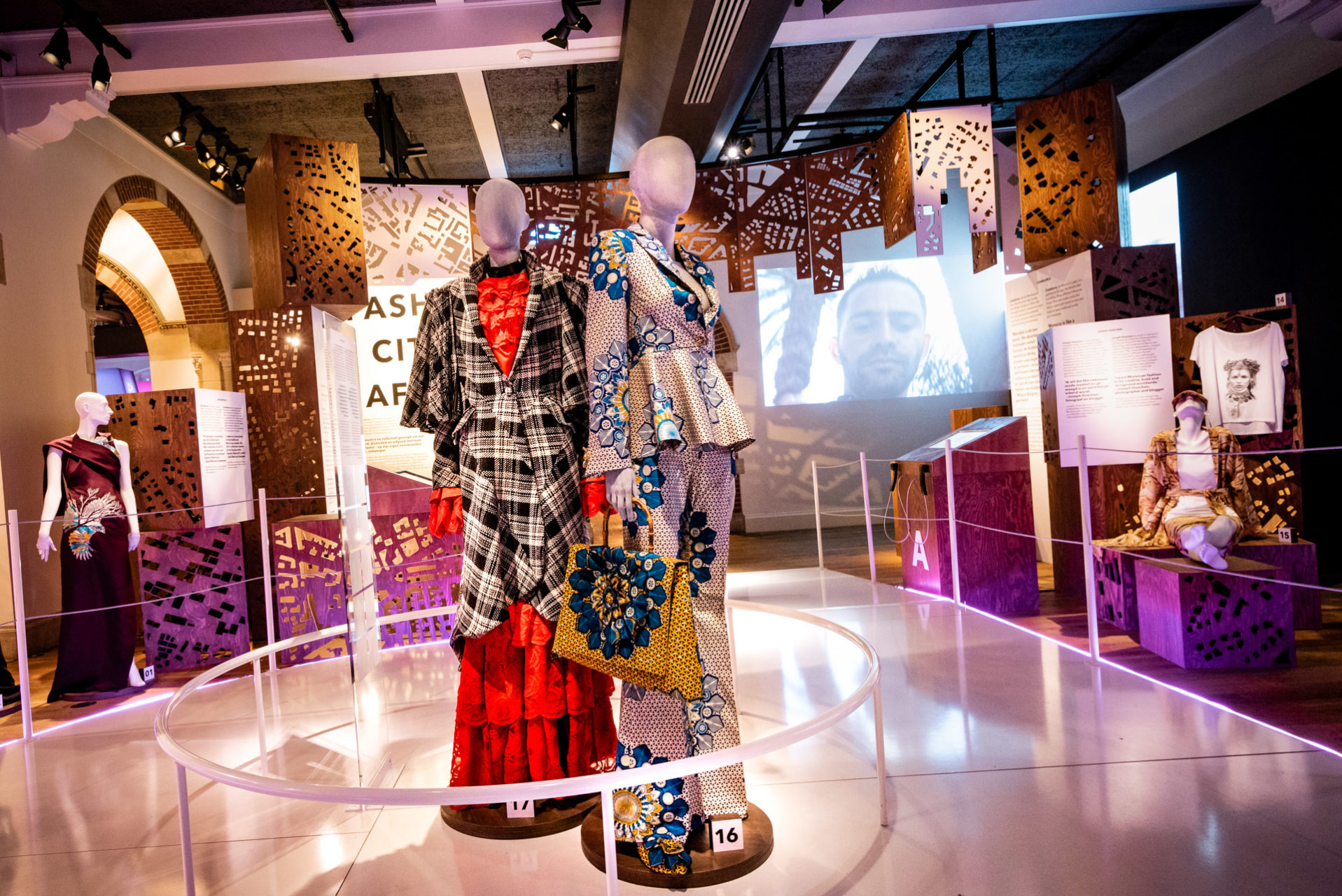 Fashion cities Africa, Tropenmuseum 2018.