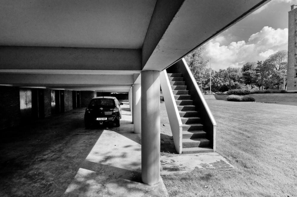 Zakboek parkeren in de woonomgeving