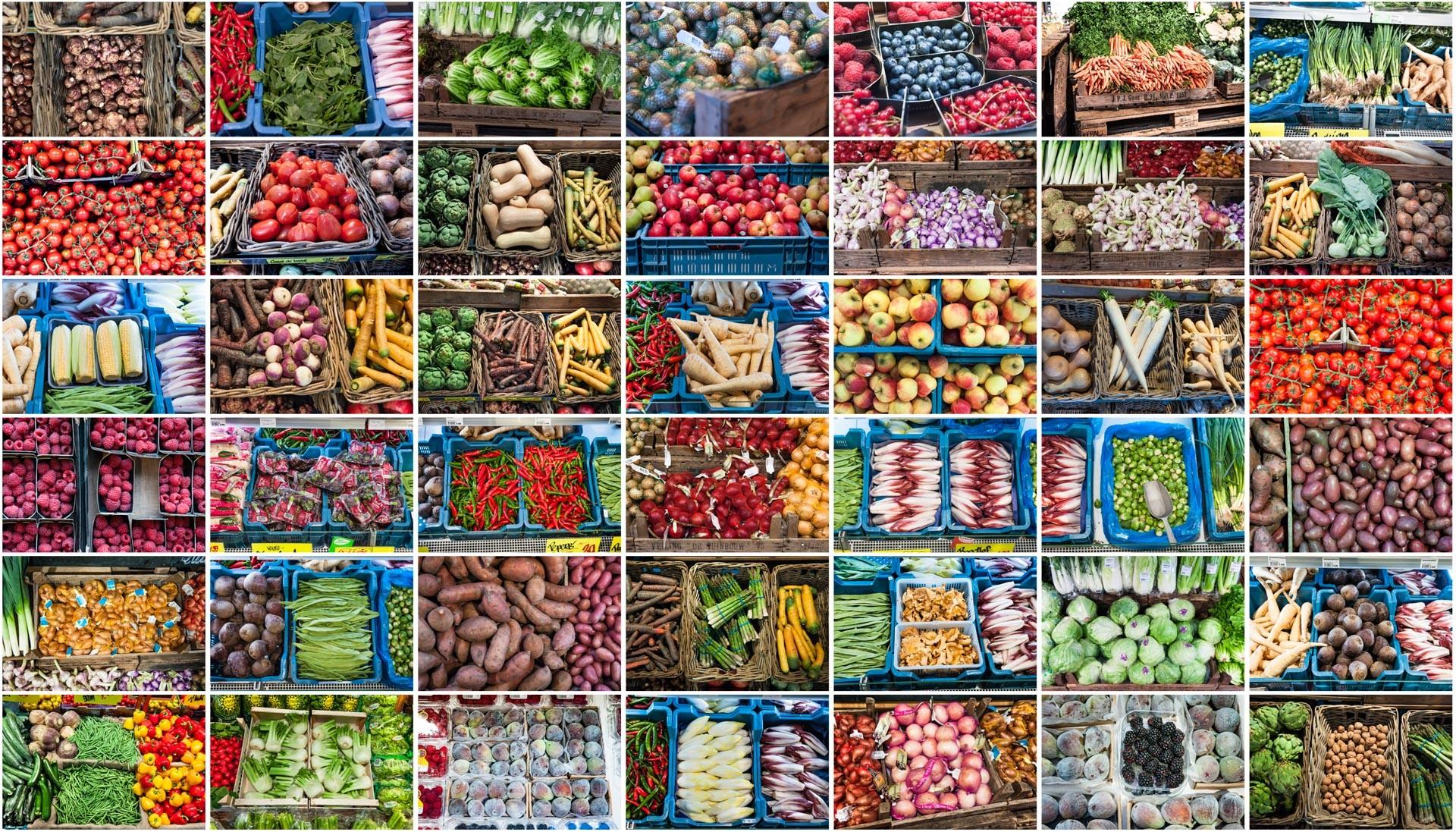 groene groente 7 x 6